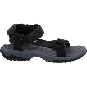 Teva Terra FI Lite Leather Sandalen Heren, black